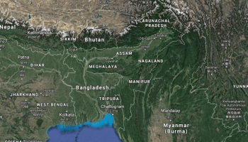 NE states' borders to be demarcated though satellite imaging