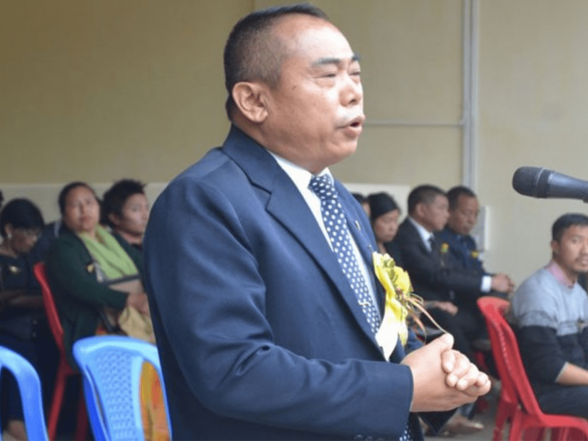 Formation of a Naga apex body like Manipur's UNC, a necessity: Govt Rep
