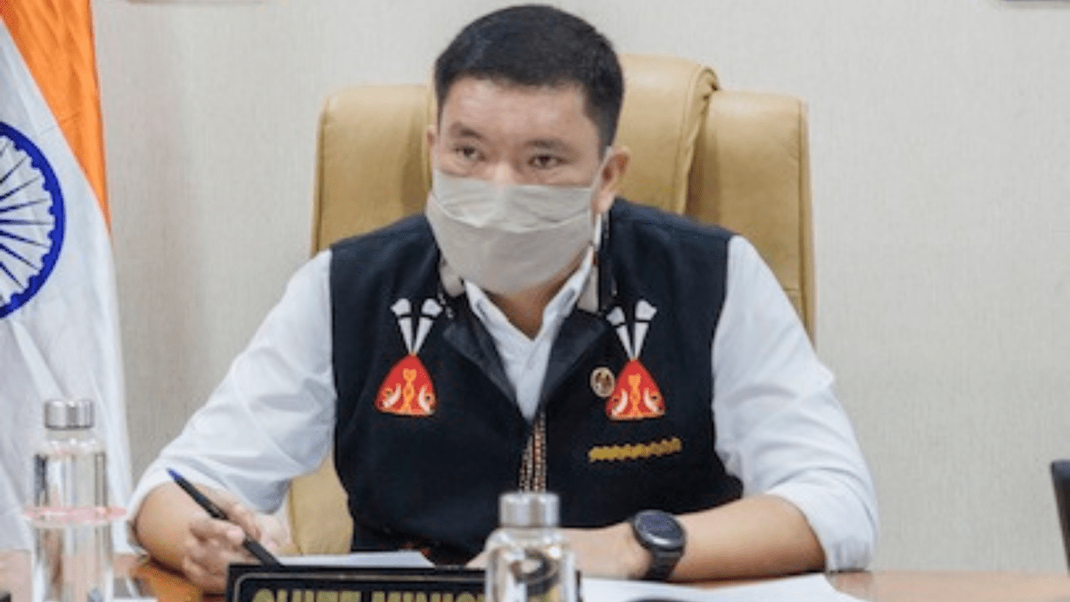 Pandemic has opened our eyes: Arunachal Chief Minister