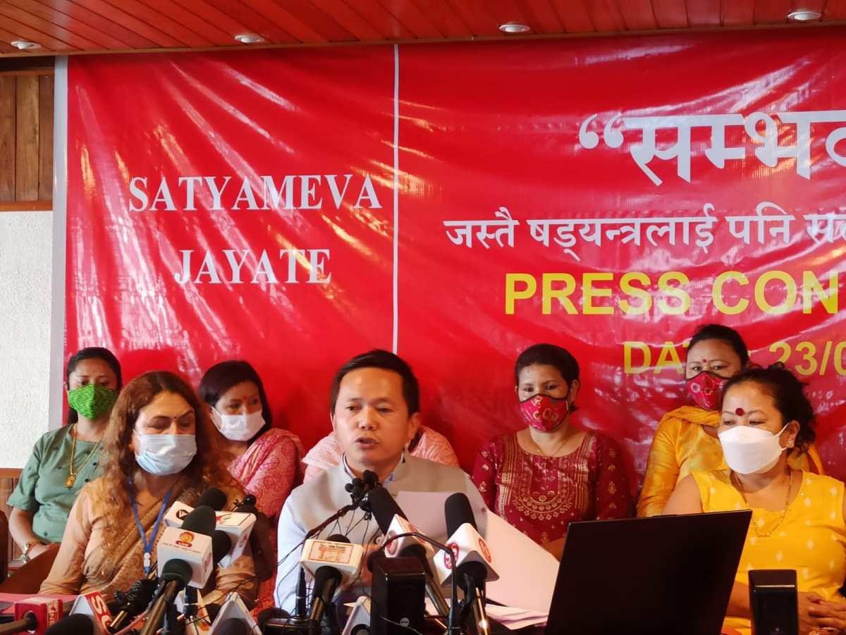 Sikkim Rape Jacob Khaling