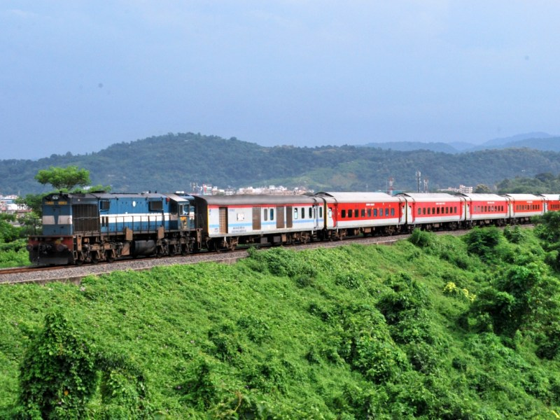 Special train services between New Jalpaiguri and Digha restored