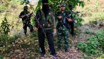 60 more Bodo insurgents surrender in Assam