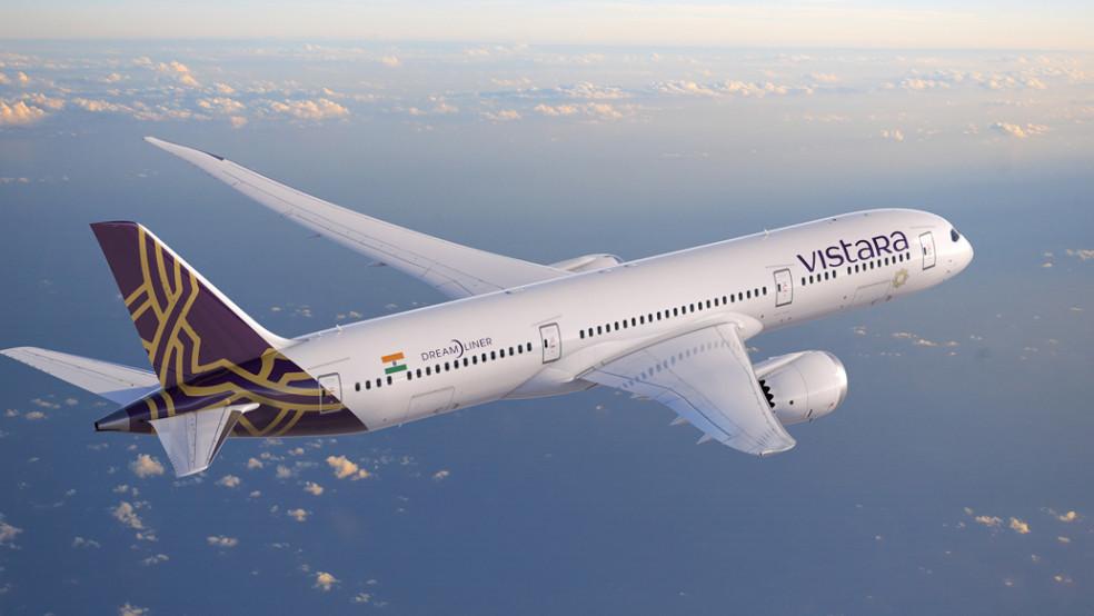 Vistara's Delhi-London flights stop using Afghanistan airspace