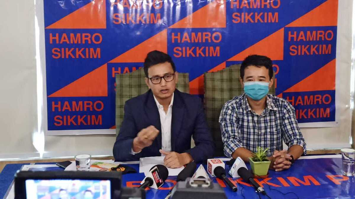 People wanted 'parivartan', now they're regretting in SKM govt: Bhaichung Bhutia