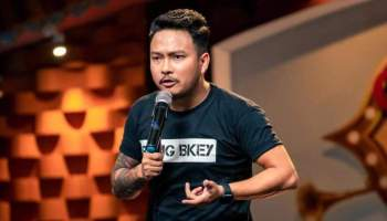 Sikkim's Bkey Agarwal in top 4 of Nepal's 'Comedy Champion Season 2'