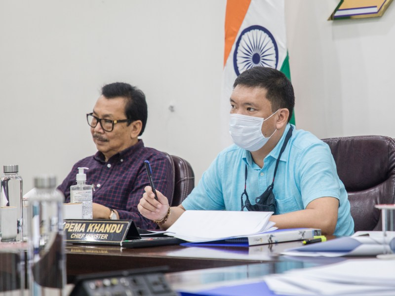 Civil servants work as bridge between people & govt: Arunachal CM