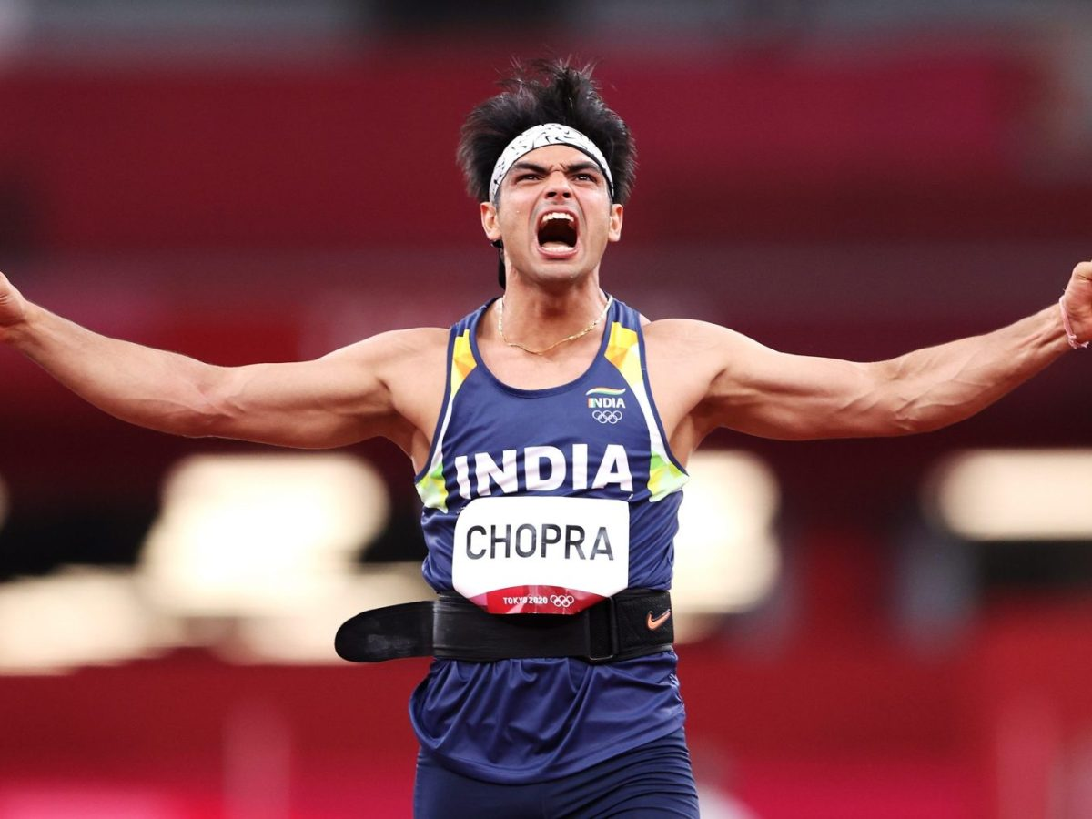 After Olympic gold, Neeraj jumps 14 places to 2nd in world rankings