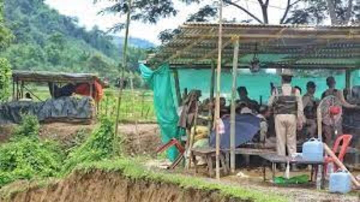 Villagers of Assam, Mizoram meet to bring normalcy along border