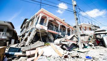 Death toll of powerful earthquake in Haiti crosses 1,300