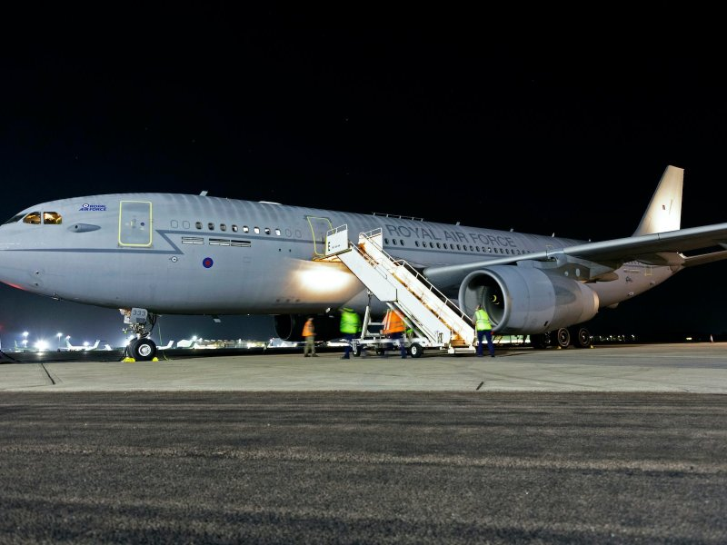Britain warns of 'imminent attack' targeting Kabul airport