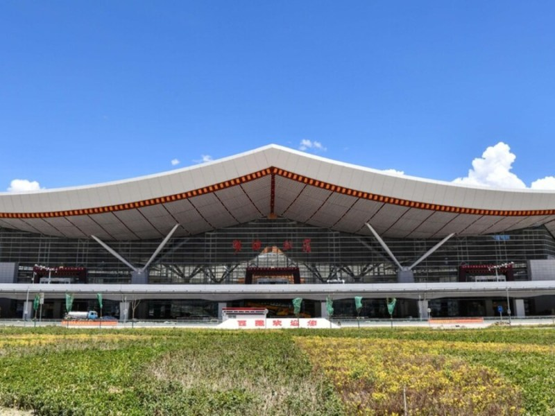 China opens new expanded terminal at Lhasa airport in Tibet