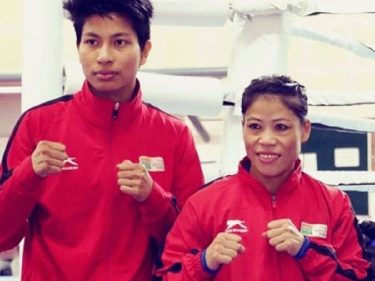 """The Optics of India's """"Chinky"""" medalists at the Olympics"""