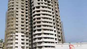SC directs demolition of Supertech Emerald's twin 40-storey towers in 3 months