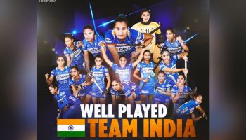 Heartbreak for history-making Indian women, lose out on maiden Olympic hockey medal
