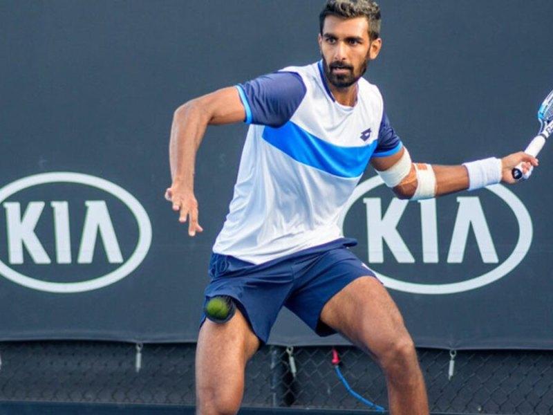 Davis Cup: Prajnesh, Ramkumar lose on Day 1, India trail 0-2 against Finland