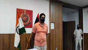Arunachal police arrest TV actor Avinash Verma for running pornography website