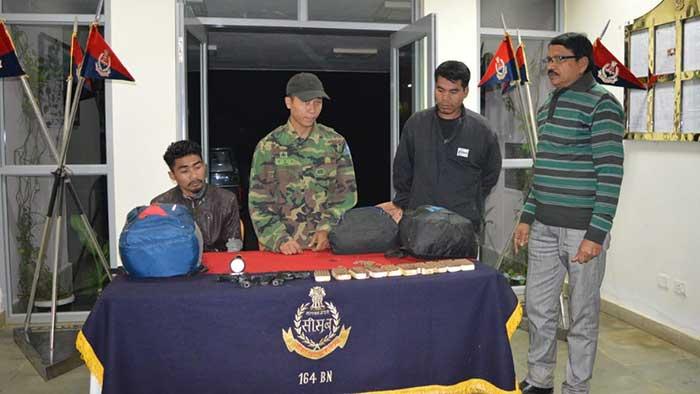 Tripura: 3 NLFT insurgents surrender