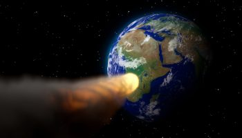 1000th asteroid to come close to Earth detected by NASA