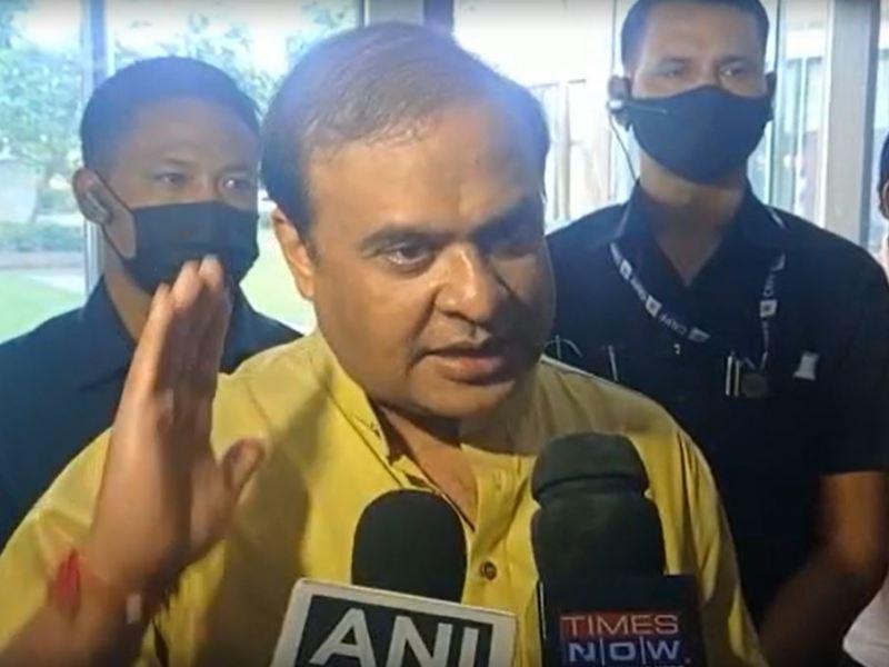 Assam CM Sipajhar violence