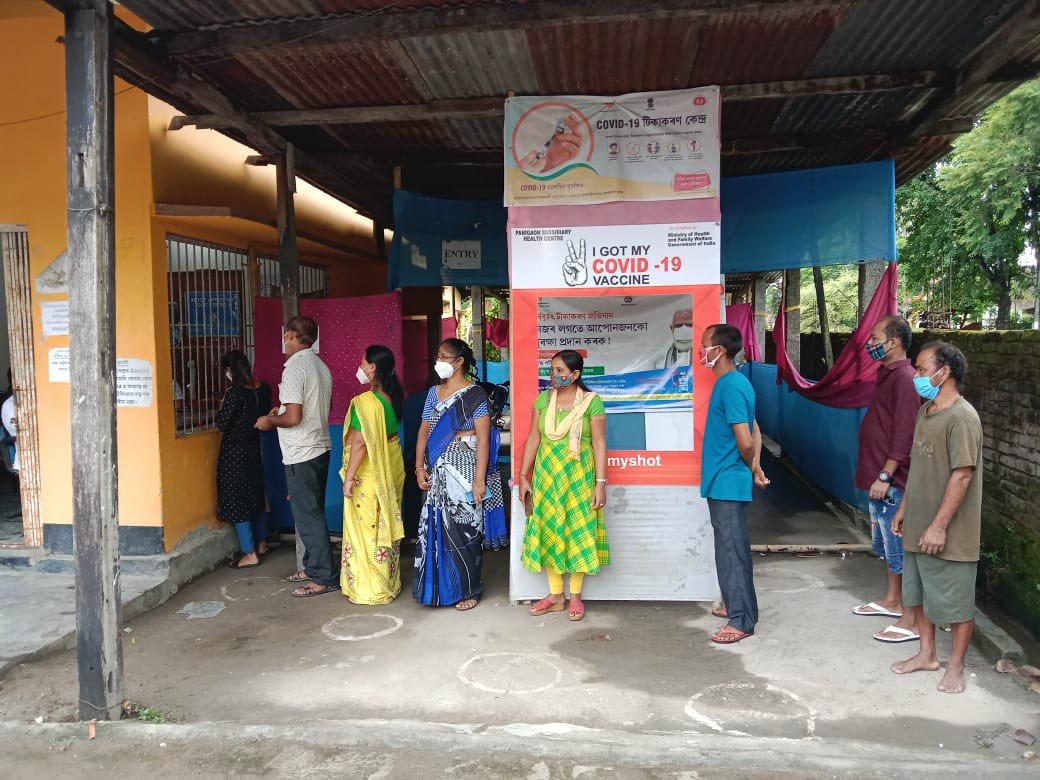 Assam-vaccination