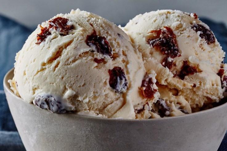 alcohol-infused ice cream