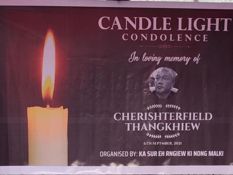 Cherishterfield death: Resentment against Meghalaya govt continues