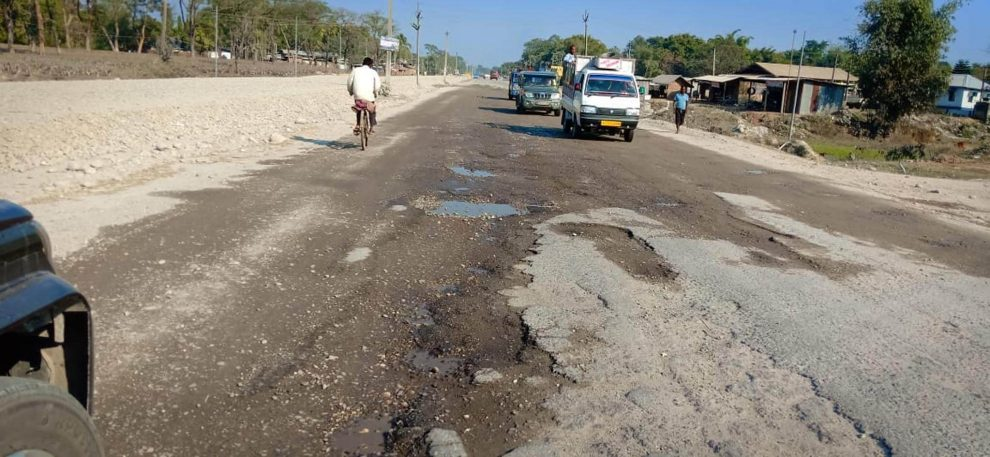 Two govt officials, construction firm MD held in Arunachal for road project scam
