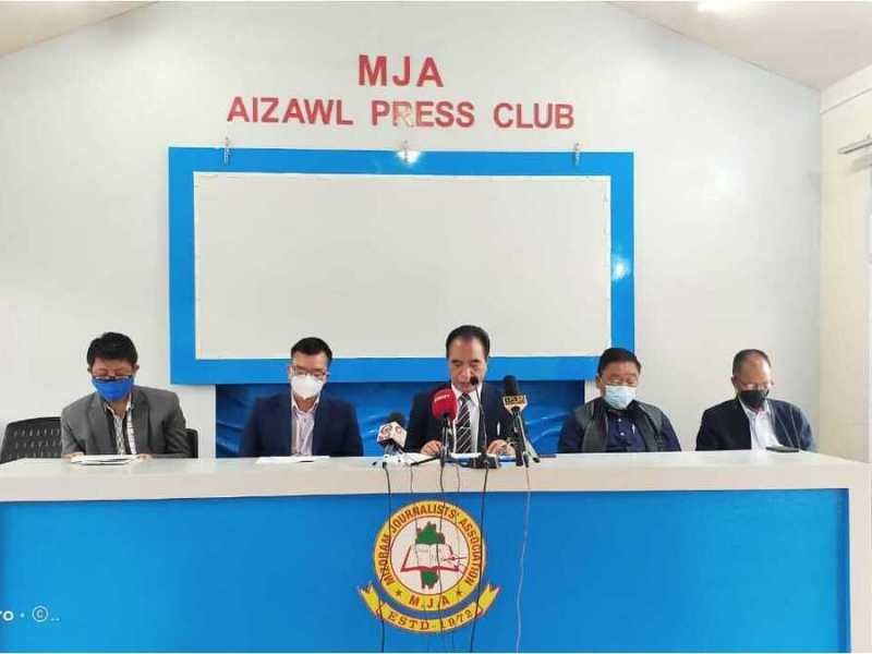 Mizo opposition accused ruling government of failing to deal with COVID-19
