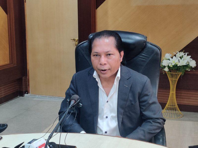 Dr Mukul Sangma
