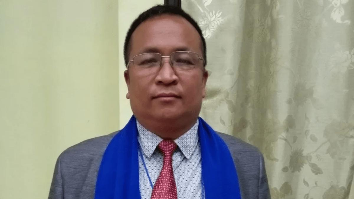 Mizo RS member K. Vanlalvena tests positive for COVID-19