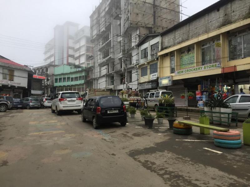Kohima smart city no parking