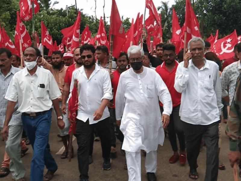 Tripura: Six injured in clash between BJP, CPI-M supporters in Sepahijala