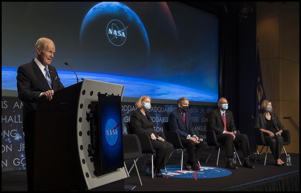 NASA rstructure
