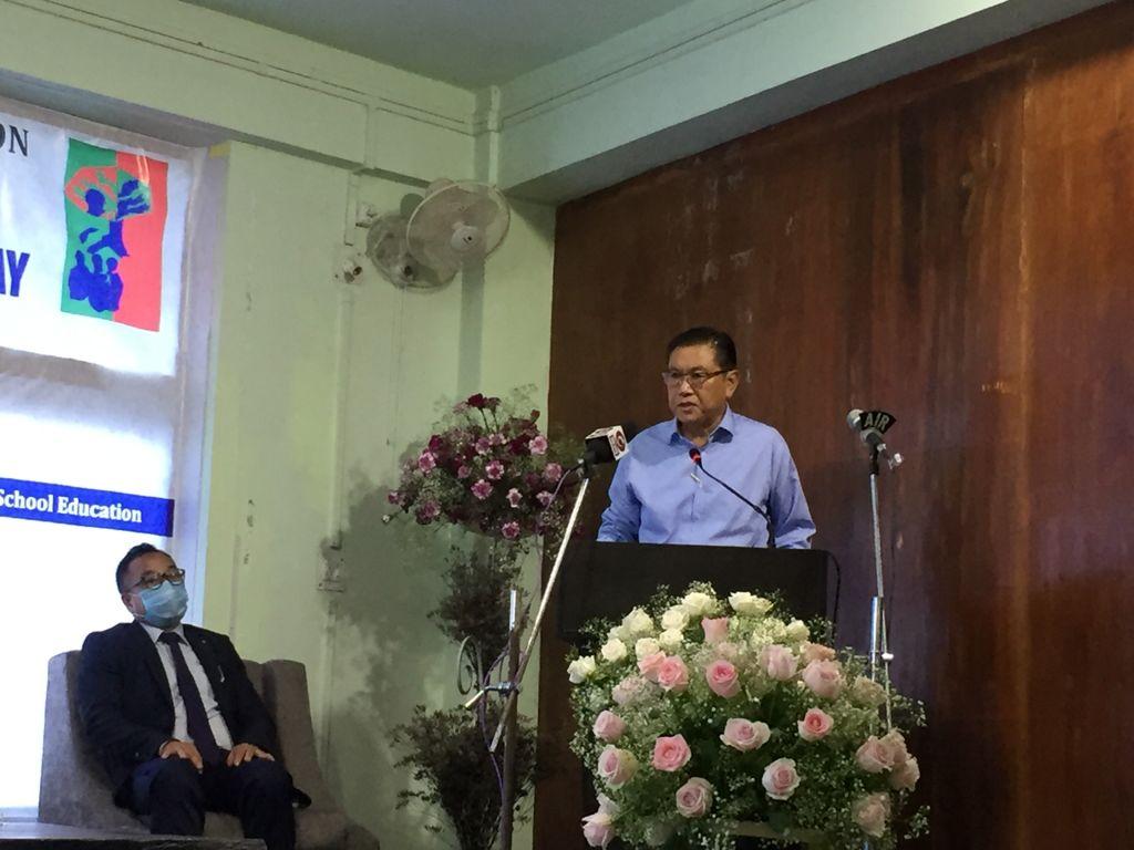 Nagaland educators