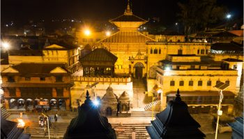 Nepal's iconic Pashupatinath temple opens after nearly 5 months