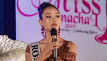 Never meant to hurt anyone's sentiment: Former Miss Arunachal Roshni Dada