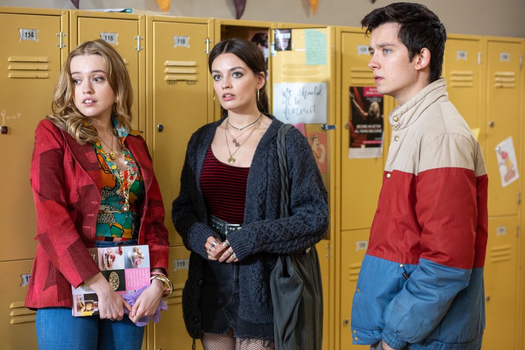 Sex education season 4 Netflix