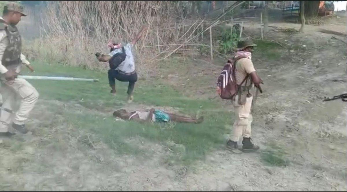 Sipajhar clash