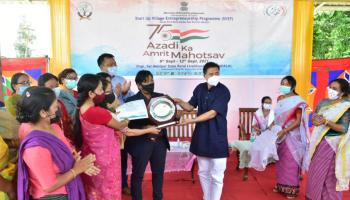 Manipur: 'Empowering women key to improving rural areas'