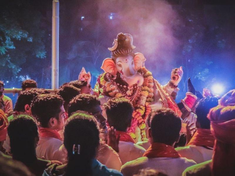 Happy Ganesh Chaturthi image 2021