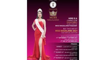 Miss Nagaland beauty contest