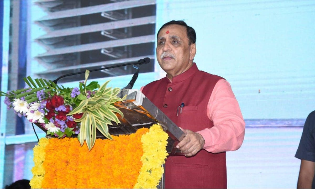 Gujarat Chief Minister Vijay Rupani and his Cabinet resign