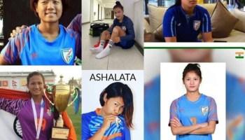 Manipur footbal women's team