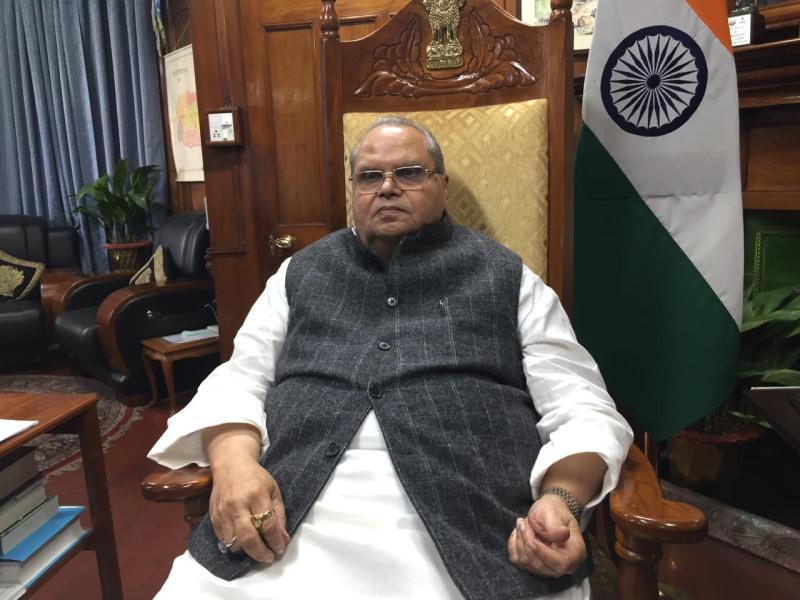 Law and order situation 'perfect' in Meghalaya, says Governor Satya Pal Malik