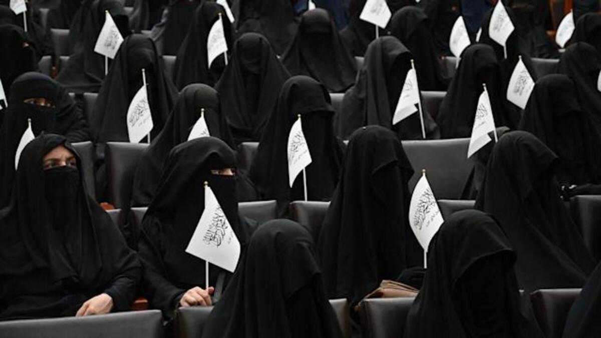 Taliban: Women can study in gender-segregated universities