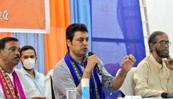 AG declines consent for initiating contempt proceedings against Tripura CM