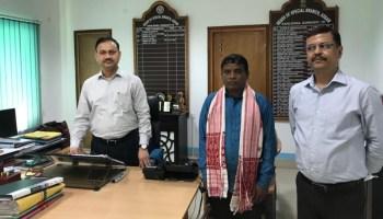 Top Assam Maoist Tingraj Orang surrenders