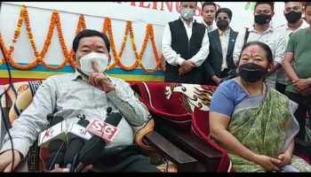 Former Sikkim CM Pawan Chamling