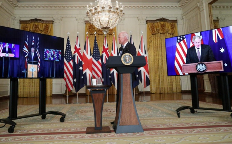 US, UK, Australia launch new trilateral Indo-Pacific alliance to counter China