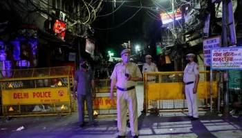 53 African nationals held for vandalising police station in Delhi